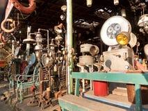 Антикварный магазин в Индонезии стоковое фото rf
