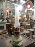 Антикварный магазин в Индонезии стоковое изображение