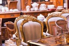 Антикварный магазин Стоковые Фото