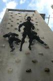 Антитеррористическая башня блока Стоковые Фотографии RF
