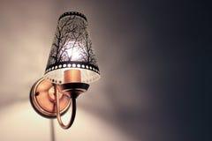 Античная лампа Стоковые Изображения