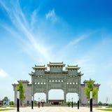 Античная арка искусства Стоковая Фотография RF