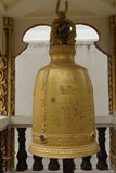 античная латунь колокола стоковые фотографии rf