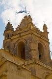 античная башня Испании Стоковая Фотография RF