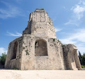 Античная башня Magne Стоковая Фотография