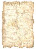 античная бумага Стоковое фото RF