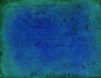 античная бумага splatters акварель пятен Стоковое Изображение