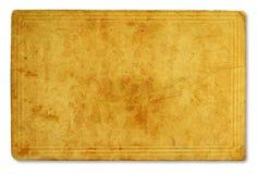 Античная бумажная текстура Стоковые Фото
