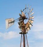 античная ветрянка Стоковая Фотография