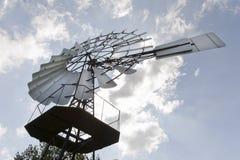 античная ветрянка Стоковые Фото