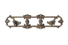 Античная вешалка металла Стоковые Изображения RF