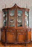 античная витрина стоковая фотография rf