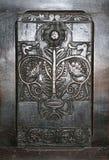 античная высекая древесина Стоковое Изображение RF