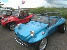 Античная выставка автомобиля Isabela мышцы Puerto Стоковая Фотография RF
