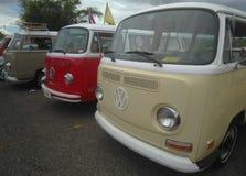 Античная выставка автомобиля Isabela мышцы Puerto Стоковые Изображения