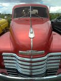 Античная выставка автомобиля Isabela мышцы Puerto Стоковые Фото