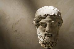 античная головка Стоковые Фотографии RF