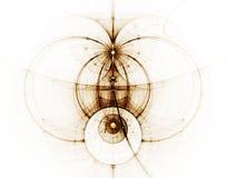 античная диаграмма навигационная Стоковое фото RF
