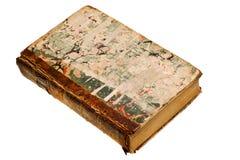 античная изолированная книга Стоковые Изображения