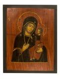 античная икона Стоковые Изображения RF