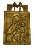 античная икона Стоковое Фото