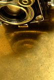 Античная камера. Стоковые Изображения RF