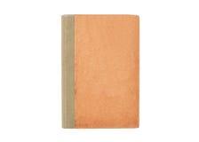 Античная книга на белизне Стоковые Фотографии RF