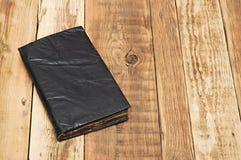 Античная книга на древесине Стоковое Изображение RF