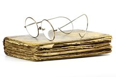 античная книга Стоковое Изображение RF