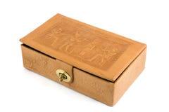 античная коробка стоковое изображение