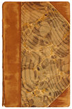 античная крышка книги 1878 стоковое изображение
