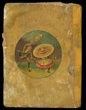 Античная крышка книги Стоковые Фото