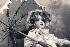 античная кукла стоковые фотографии rf
