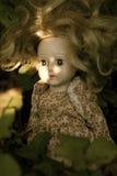 античная кукла стоковое изображение rf