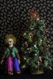 античная кукла Стоковая Фотография