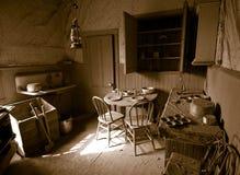 античная кухня Стоковая Фотография RF