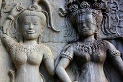 Античная культура Camodian Стоковая Фотография RF
