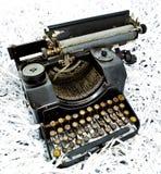 античная машинка Стоковое фото RF