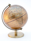 античная модель глобуса Стоковая Фотография