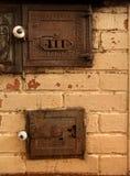 античная печь Стоковое Фото