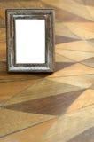 античная пустая таблица рамки Стоковое фото RF