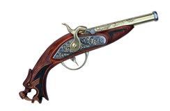 античная пушка Стоковые Изображения