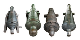 Античная пушка Стоковое фото RF