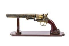 античная пушка Стоковое Изображение RF