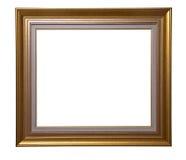античная рамка деревянная Стоковое Фото