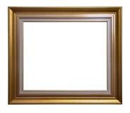 античная рамка деревянная Стоковые Изображения