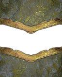 Античная рамка с орнаментом Элемент для конструкции Шаблон для конструкции скопируйте космос для брошюры объявления или приглашен Стоковое Изображение RF