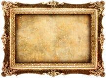 античная рамка Стоковое Изображение