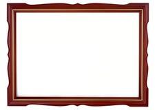 античная рамка Стоковая Фотография RF