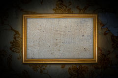 античная рамка Стоковые Фотографии RF